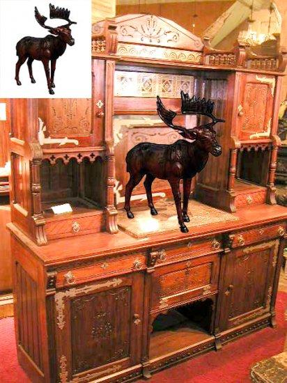 Leather Animal.......what a splendid