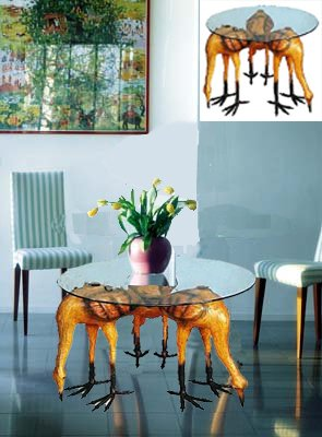 Designed Centre Table......The Luxerious
