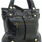 Parina Style Tote Bag, Black  FREE Shipping