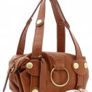 Baca Bag, Cognac  FREE Shipping