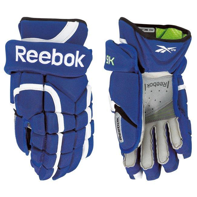 Reebok 9K Kinetic Fit Sr. Hockey Gloves