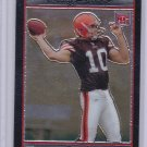 BRADY QUINN 2007 BOWMAN CHROME ROOKIE