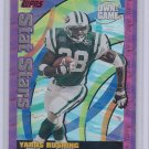 CURTIS MARTIN 2000 TOPPS OWN THE GAME