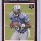 CALVIN JOHNSON 2007 BOWMAN ROOKIE