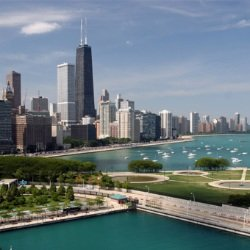 Chicago Helicopter Tour (for 3)
