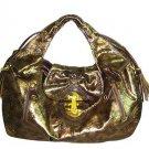 High Fashion Flap Handbag