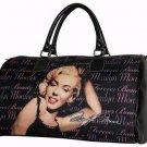 Marilyn Monroe Signature Duffel