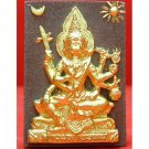 PRA MA HA PROM (4 Face)Luck &WEALTH Thai Amulet Pendant
