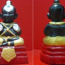 Thai KUMANTHONG STATUE LP JAAN Thai Monk POWERFUL RICH & LUCKY Amulet