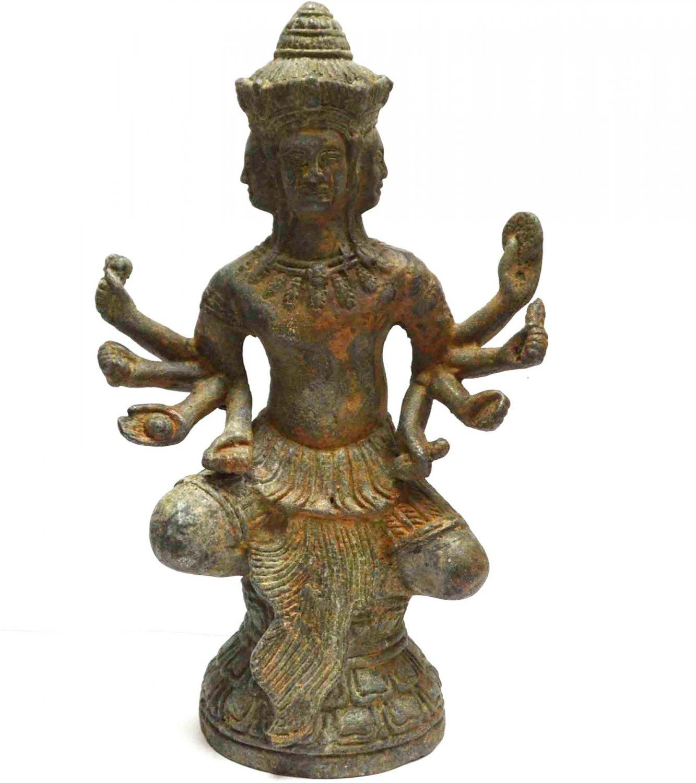 Home Decoration Art Khmer Buddha Asian Art khmer Angkor Buddha Statue