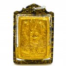 Thai Amulet Pendant Inn Koo Couple Lover Pendant Charming Magic Amulet Charm Gold Luck by Lp Aneck