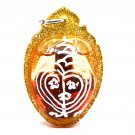 Magic Love Kaud Naam Hom Charming Thai Amulet  By Kruba Kampeng Charm Luck Love Attraction