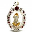 New Fashion Ganesha Buddha Elephant Pendants Mens Womens Jewelry Hindu Deity God Success