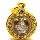 New Fashion Ganesha Buddha Elephant Pendants Mens Womens Jewelry Hindu Deity God Success
