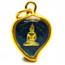 Thai Amulet Buddha Laung Phor Yai Baipho Talisman Magic Charm Pendant Luck Powerful