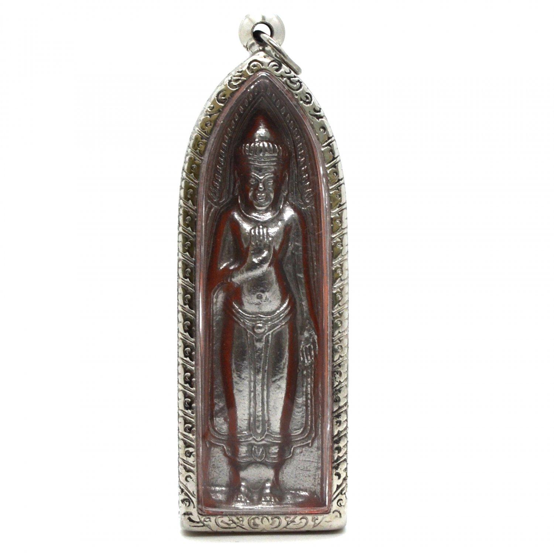 Amulet Phra Lopburee Thai Buddhist Protection Amulet Pendant,blessed and empowered Pendant