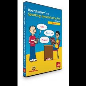 Boardmaker Speaking Dynamically Pro