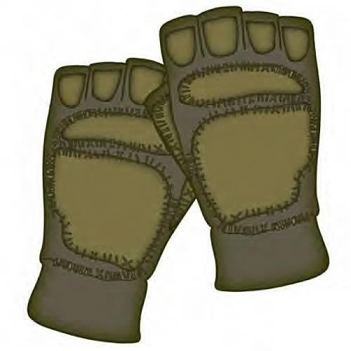 Gears of War 3 Marcus Fingerless Gloves
