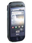 LG Mobile Eve GW620 Black Unlocked GSM Cellular Phone