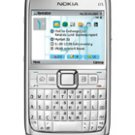 Nokia E71-2 3G NAM White Unlocked GSM Cellular Phone