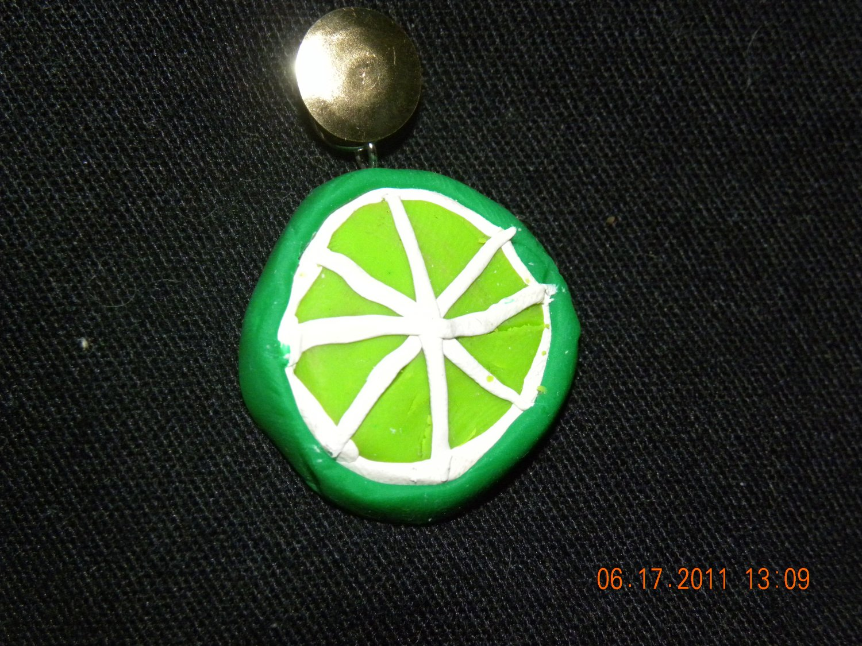 Lime wheel