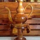Wood jug