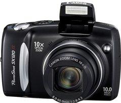 Canon PowerShot 10.0MP 10X Optical Zoom Digital Camera