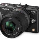 Panasonic Lumix 12.1MP Interchangeable Lens Camera with 14-42mm Lens