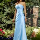 Designer Strapless Formal Dress 2011 Evening Dress Prom Bridesmaid Wedding