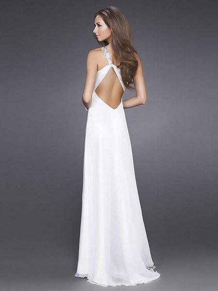A1 Hot Sale Elegant Hunter One Strap Sweetheart Evening Dress Cocktail Prom Bridesmaid Wedding
