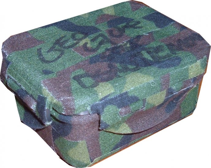 Ultra Cammo Container