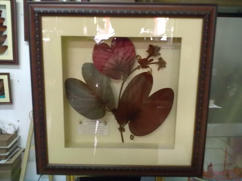 Natural Gold Leaf In Photo Frame