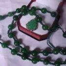 Manual the jade Buddha pendant