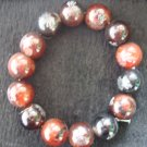 color Jade bead bracelets