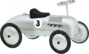 Morgan Cycle Racing Car Scootster Scoot Along Ride on Car For Kids Steel Made