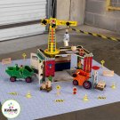 KidKraft Fun Explorers Construction Wooden Set Pretend Play Toy 63227