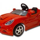 Red Ferrari California 12v  Battery Operated Ride On on Toy for Kids