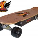 EMAD 400W ELECTRIC SKATEBOARD 3 SPEED SYSTEM WITH WIRELESS HANDHELD REMOTE