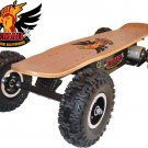 Emad 800w  Dirt Rider Electric Skateboard Speed 19 mph Max Weight 330 LBS.