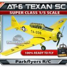AT-6 Texan 500 Class Plane RTF RC Airplane