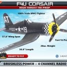 Corsair RTF EPO Electric RC Plane WW2 plane RC Airplane