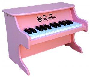 Pink 25 Key My First Piano II Schoenhut Kids Musical Instrument 2522P