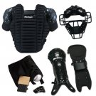 Baseball Full Umpire's Gear Mask Chest Protector Leg Guards & More