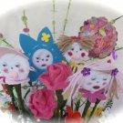 Lollipops Flower Base