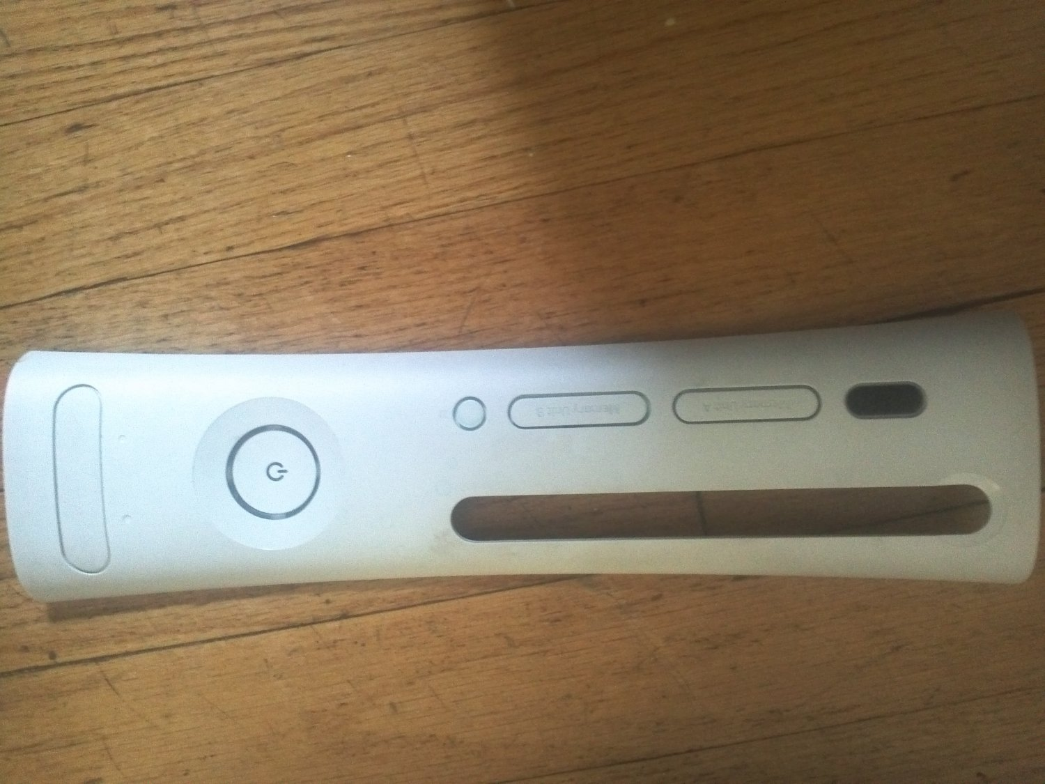 Xbox 360 (PHAT) Face Plate