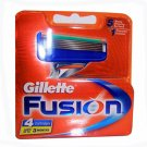 Gillette Fusion  (4 pack)