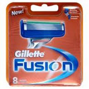 Gillette Fusion  (8 pack)