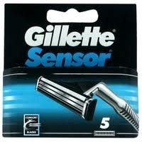 Gillette Sensor  (5 pack)