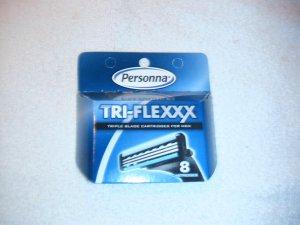Personna Triflexxx - 8 pack
