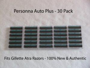Personna Auto Plus (30 Pack)